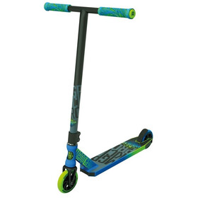 MADD GEAR Kick Pro Stunt Scooter Kinder blue/green